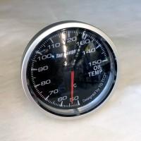 [出清]Top Gauge賽車錶(紅白雙色高反差)60mm油溫錶