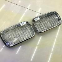 [出清]BMW(E36)97-98 水箱護罩(鍍鉻)R+L