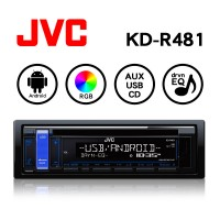 JVC KD-R481 CD/USB/AUX 多媒體音響主機
